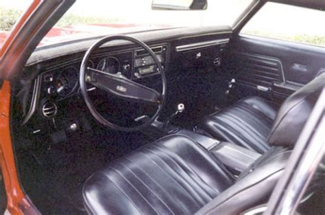 69 Chevelle Interior by The Right Chevelle Black Plate 1969 Ss396 Bring A Trailer