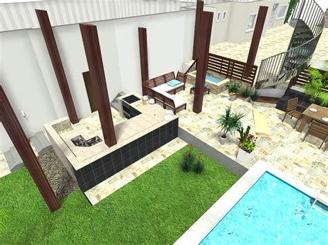 terrassenüberdachung l form outdoor k 252 che 220 berdacht