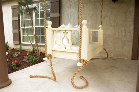 porch bed swing buildsomethingcom