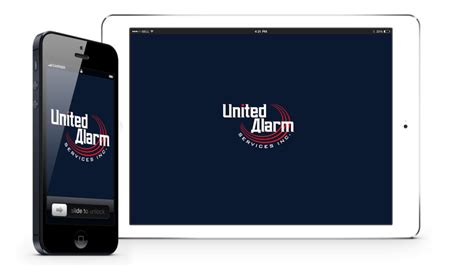 home automation united alarm