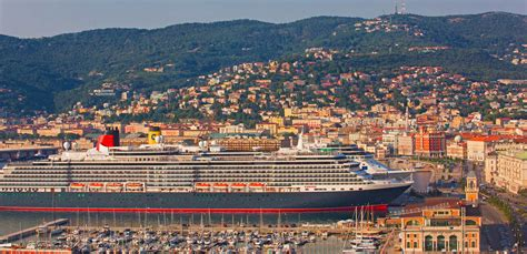 30 Square Meters by Cruises Trieste Terminal Passengers