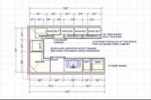 U Shaped Kitchen Layouts bar height or counter height home bar
