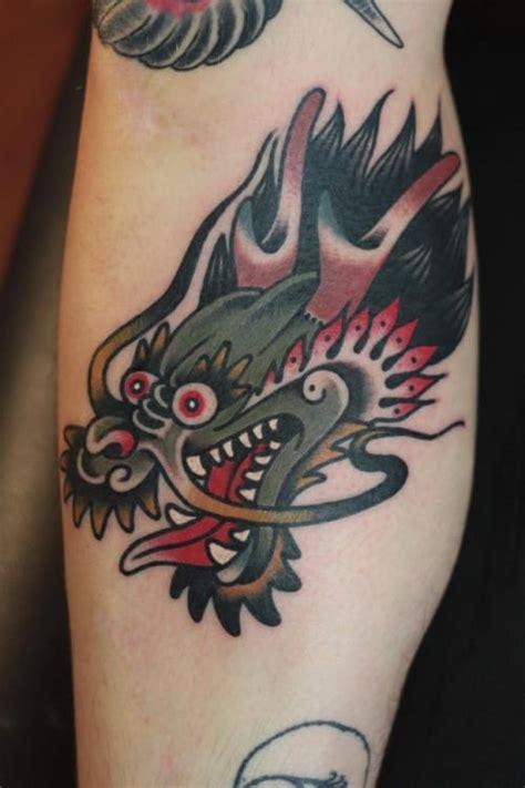 18 vibrant traditional dragon tattoos tattoodo