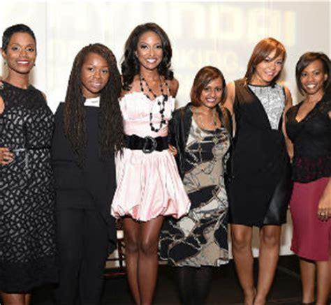 How Are Women In Atlanta Ga Wearing Their Hair Images | hyundai honors influential women in atlanta who inspire
