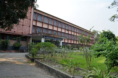 Mba Colleges In Salt Lake Kolkata by Jadavpur Faculty Of Engineering And Technology
