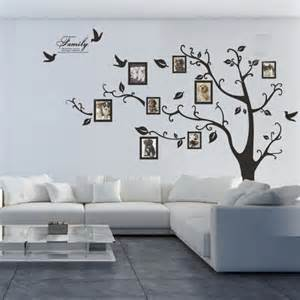 living room black vinyl doves on the branches living bedroom wall decal wall stickers for living room modern