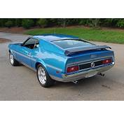 1972 FORD MUSTANG MACH 1 CUSTOM FASTBACK  177251