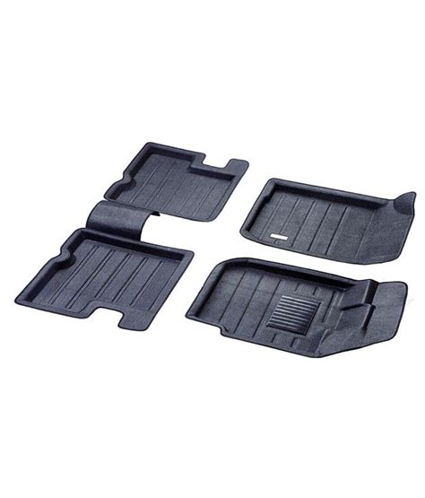 3d Mats For Vento by Pokomoko Kagu 3d Tray Mats Volkswagon Vento Black