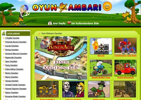 Flash Oyun Online Oyun Trke Bedava Oyunlar   bedava oyunlar i 231 in oyun ambarı