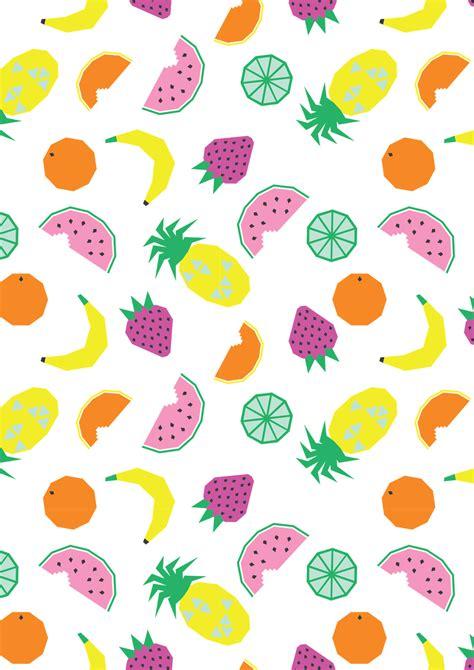 fruit pattern hd emily kiddy spring summer 2016 younger girls fashion