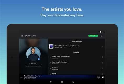 aptoide spotify spotify music streaming app download apk for android