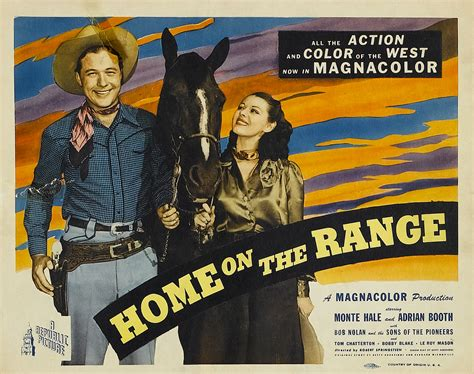 home on the range 1946