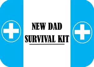 new dad survival kit naptime serenity