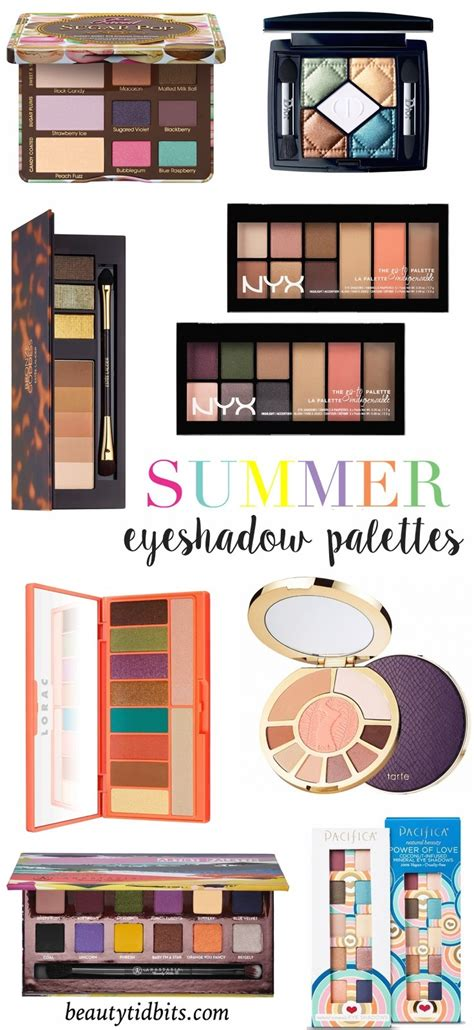Take Flight With Diors Makeup Palette by Shades Of Summer Best Eyeshadow Palettes To Take You From