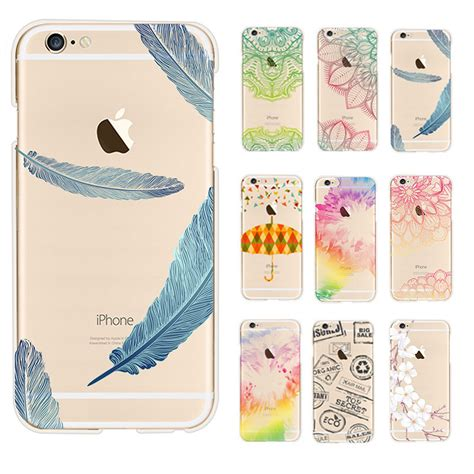 Iphone 6plus 6s Plus Flower Embossing Soft Silikon Casing Cover fashion mandala flower for apple iphone 6 6s