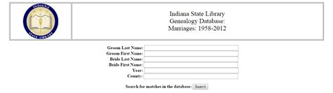 Indiana State Library Marriage Records Comes Then Comes Marriage Then Comes