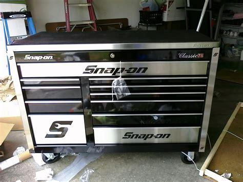 snap on tool box top new snap on tool box nasioc