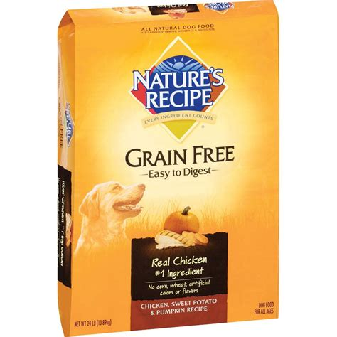 nature s recipe puppy food review nature s recipe food review quality ingredients you can trust