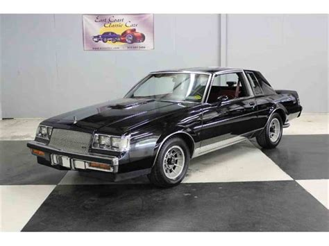 1987 buick regal limited for sale 1987 buick regal for sale classiccars cc 760228