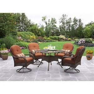 better homes and gardens azalea ridge 5 patio dining