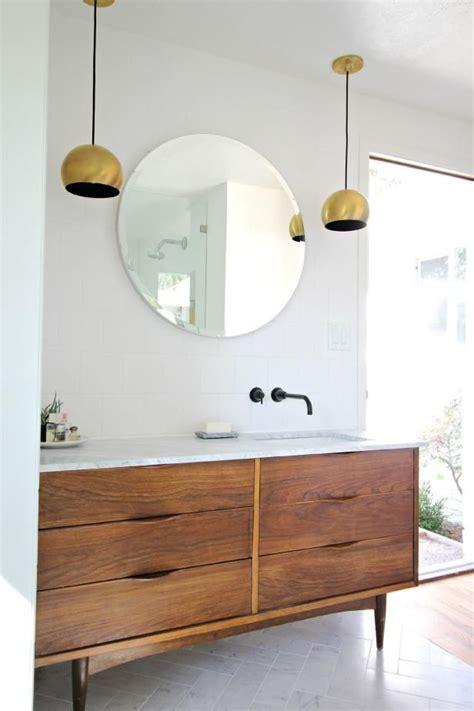 bathroom vanity against wall 25 best ideas about modern bathroom vanities on pinterest