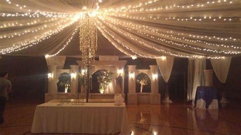 10 Elegant Cultural Hall Wedding Receptions (Photos