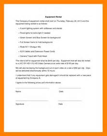 one page contract template 8 simple one page lease agreement template ledger paper