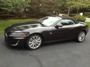 2011 Jaguar Xk 2011 Jaguar Xk Convertible