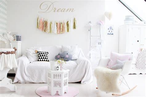 chambre enfant pastel une chambre de fille pastel