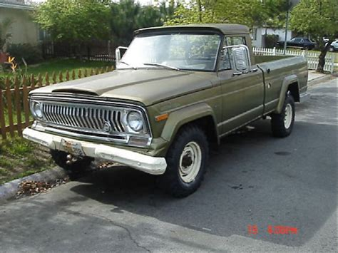 jeep gladiator 1971 for 1 800 be a happy roman