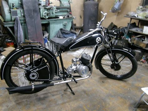 Sachs Motorrad 1939 by 1939 Sachs Sachs Hercules Picture 1594831