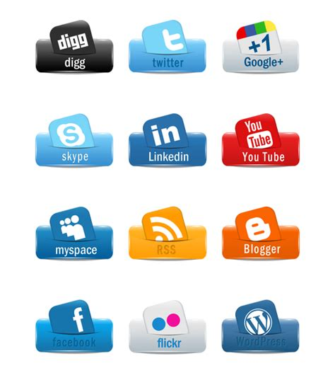 Free Social Media Search Social Media Icons 1 12 Free Icons Icon Search Engine