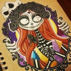 tattoo nightmares kayla sally nightmare before christmas google search ink