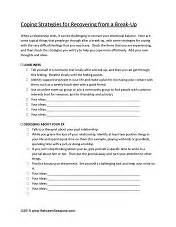 Acceptance in recovery worksheet free printable math worksheets