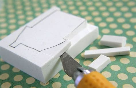 how to carve a rubber st best 25 eraser st ideas on st carving
