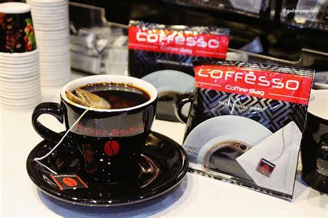 coffesso coffee bag kopi celup coffesso pertama