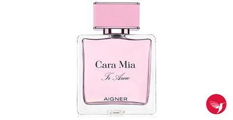 Parfum Aigner Cara cara ti amo etienne aigner parfum ein neues parfum