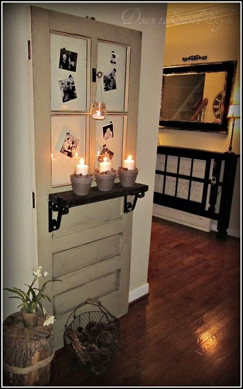 Decorating With Antique Doors by 1000 Ideas About Door Decor On Doors