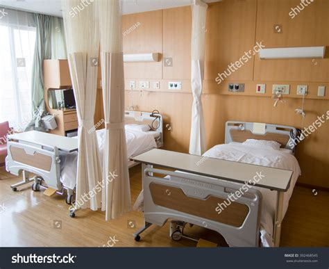 how to make a hospital bed more comfortable comfortable hospital bed stock photo 392468545 shutterstock