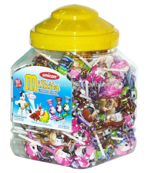 Milkita Assorted Milk Lollipop milkita lolipop assorted jar