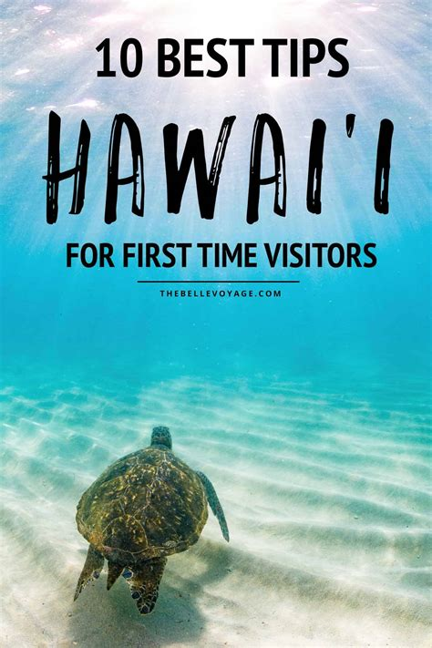 hawaii vacation planning 10 hawaii vacation tips for the