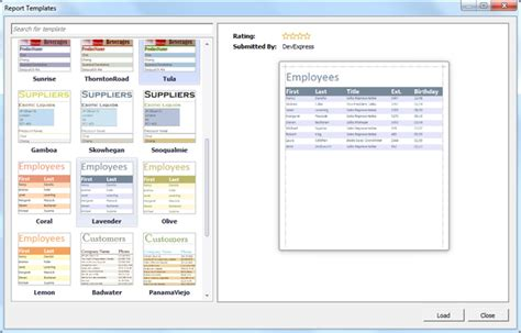 Devexpress Report Template Change Page Width Exciting New 12 1 Reporting Features Custom Report