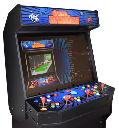 Dreamcade Vision 40   4 Player Arcade Cabinet