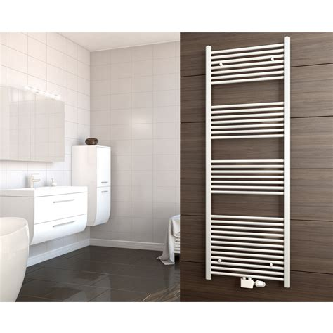 radiator bathroom towel warmer heater dryer heating white