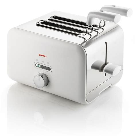 tostapane elettrico tostapane elettrico guzzini quot g style quot bianco ebay