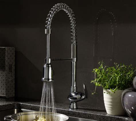 semi pro commercial faucets used