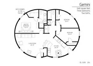 Monolithic Dome Homes Floor Plans Floor Plan Dl 3218 Monolithic Dome Institute