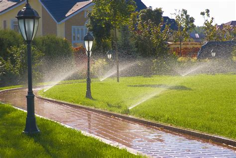 irrigation services installation outs repairs