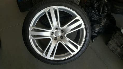 21 inch audi wheels audi a8 brand new factory a8 sport 21 inch wheels