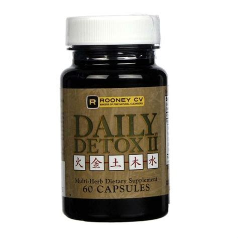 Daily Detox Capsules Reviews by Wellements Daily Detox Ii Capsules 60 Capsules